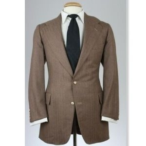 Vintage 80s POLO Ralph Lauren Flannel 2 Piece Suit